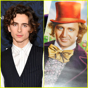 Timothee Chalamet to Play Young Willy Wonka, Will Sing & Dance in 'Several Musical Numbers'