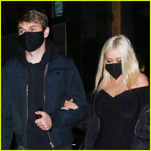 Christina Aguilera & Matthew Rutler Have a Date Night Together in Malibu