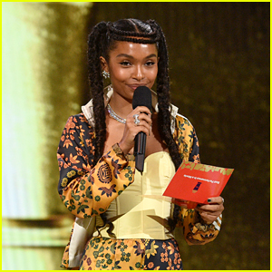 Yara Shahidi Pays Tribute to Winner Chadwick Boseman at MTV Movie & TV Awards 2021