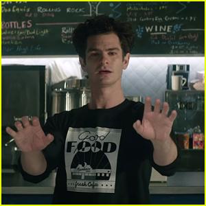 Andrew Garfield Stars As Jonathan Larson In First 'tick, tick...BOOM!' Teaser Trailer - Watch Now!