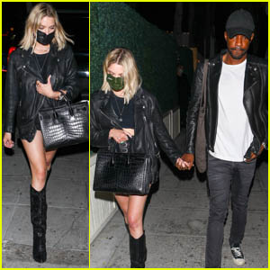 Ashley Benson Holds Hands with a Friend After a Night Out in L.A.
