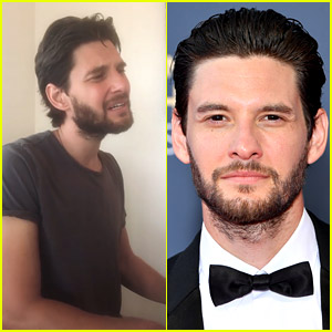 Shadow & Bone's Ben Barnes Sings the 'Friends' Theme Song at His Piano - Watch Now!