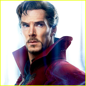 Benedict Cumberbatch's Doctor Strange In 'Multiverse of Madness' Is Inspired By These Two Celebrities