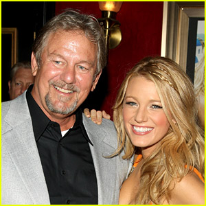 Blake Lively Posts Touching Photo Tribute for Late Dad After His Death