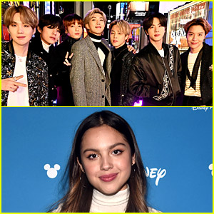 BTS Earns Fourth Hot 100 #1 While Olivia Rodrigo Achieves Another Billboard Record