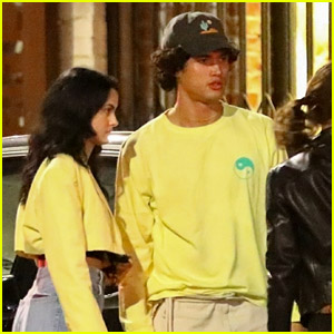 Riverdale's Camila Mendes & Charles Melton Spark Dating Rumors Again During Night Out with Friends