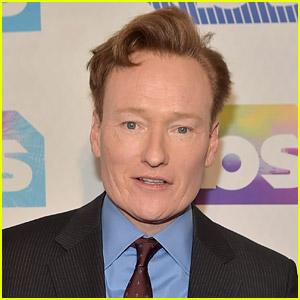 Conan O'Brien Announces Last Guest for His TBS Talk Show