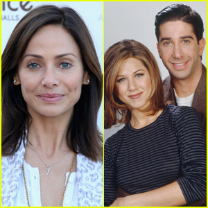 David Schwimmer's Ex Natalie Imbruglia Reacts to His 'Crush' on Jennifer Aniston While Filming 'Friends'