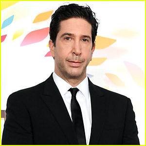 David Schwimmer Shared His Final Hug Of The Night During 'Friends Reunion' With This Co-Star