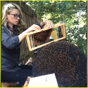 Erika Thompson Responds to Accusations She's A Fake Beekeeper & TikTok is Buzzing!