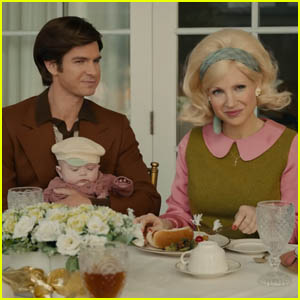 Jessica Chastain & Andrew Garfield Star in the New 'The Eyes of Tammy Faye' Trailer - Watch Here!
