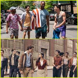 'In The Heights' Filmed on the Same Streets as 'West Side Story': 'There Was a Fun Rivalry'