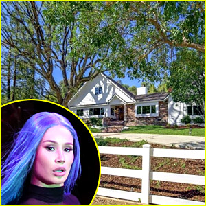 Iggy Azalea Buys $5.2 Million in Hidden Hills - Look Inside the House She's Been Tweeting About!