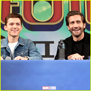 Jake Gyllenhaal Shares Throwback Photo in Honor of BFF Tom Holland's Birthday!