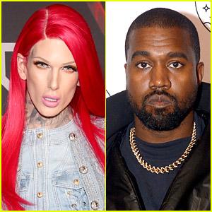 Jeffree Star Addresses the 'Hilarious' Kanye West Rumors Again