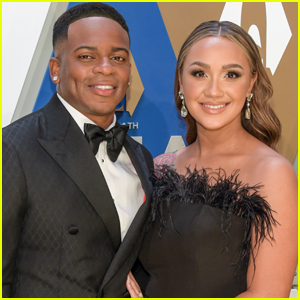 Jimmie Allen & Wife Alexis Announce They're Expecting Again Days After Getting Married!
