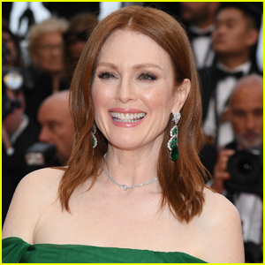Julianne Moore Reveals What She's Given Up During the Pandemic