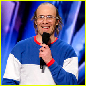 AGT's Keith Apicary Is Really This Actor's Alter-Ago - Meet Nathan Barnatt!
