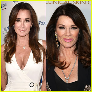 Kyle Richards Responds To Lisa Vanderpump's Latest Interview About Their Feud