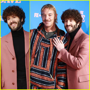 Lil Dicky, Diplo & More Celebrate the Premiere of 'Dave' Season Two!
