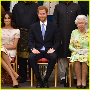 Meghan Markle & Prince Harry Introduced Lilibet to Queen Elizabeth Via Video Call!