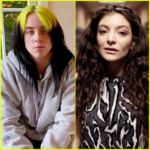 Lorde Opens Up About Billie Eilish