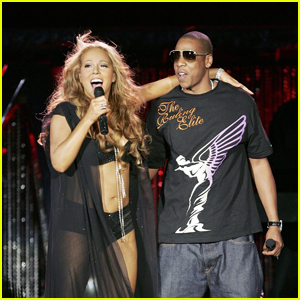 Mariah Carey Leaves Roc Nation After Dispute With Jay-Z (Report)