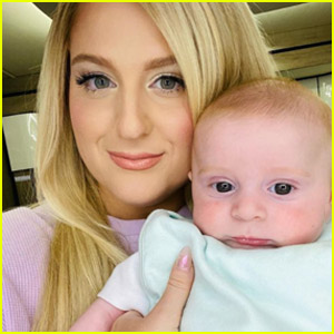 Meghan Trainor Reveals Newborn Son Riley Had Breathing Problems When He Was Born