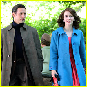 Milo Ventimiglia Joins 'Marvelous Mrs. Maisel' Season 4, Spotted Filming Five Scenes in One Day!