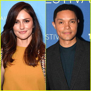 Minka Kelly & Trevor Noah Are Still Figuring Things Out About Their Relationship, New Report Says