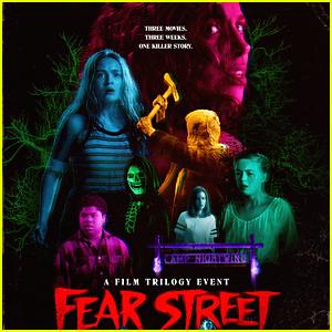 Netflix Premieres 'Fear Street' Film Trilogy Trailer - Watch Now!
