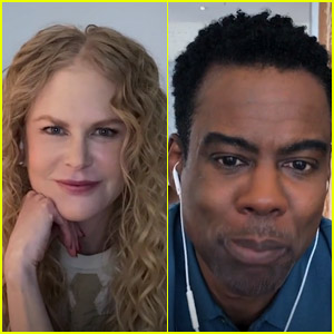 Chris Rock Jokingly Teases Nicole Kidman About Being Married 'A Couple of Times'