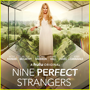 Hulu Debuts Teaser Trailer for 'Nine Perfect Strangers' with Star-Studded Cast Led by Nicole Kidman