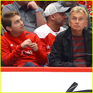 Pat Sajak Makes Rare Comment About Son Patrick Sajak on 'Wheel of Fortune'
