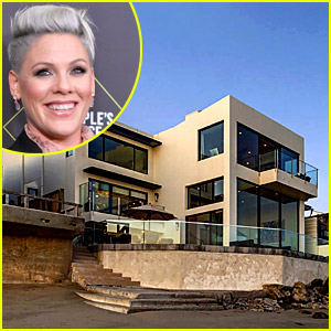 Pink Buys Amazing $13.7 Million Beach House & We Have Stunning Photos from Inside!