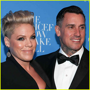 Pink's Husband Carey Hart Talks About Being Perceived as a 'Tattooed Scumbag'