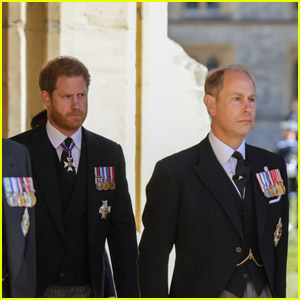 Prince Edward Makes Rare Comments About Royal Family Tensions