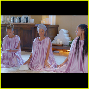 Jada Pinkett Smith, Daughter Willow & Mom Gammy Do a Vaginal Steaming Session On-Camera!