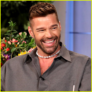 Ricky Martin's Twin Boys Are Encouraging Him To Get Back On The Road & Tour Again
