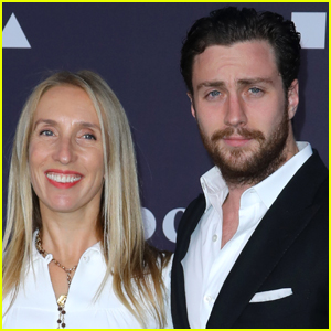 Sam Taylor-Johnson Gets Husband Aaron's Name Tattooed on Her Collarbone