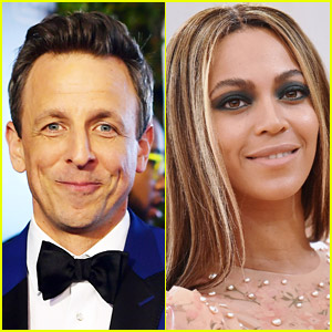 Seth Meyers Details His Cringeworthy Moment with Beyonce