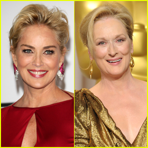 Sharon Stone's Take on Meryl Streep's Career Goes Viral on Twitter