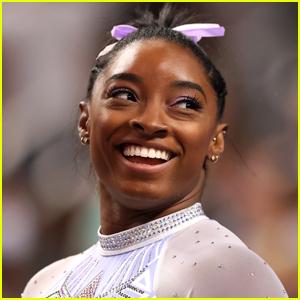 Simone Biles Makes History With Seventh All-Around U.S. Gymnastics Title!