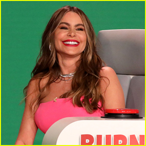 Sofia Vergara Has Priceless Reaction When Asked Which Body Part She's 'Most Proud Of' - Watch!