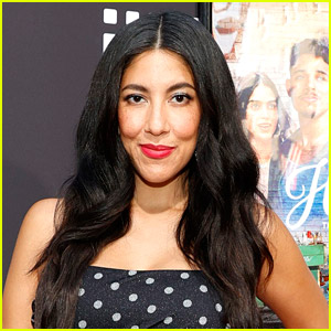 Pregnant Stephanie Beatriz's 'In The Heights' Co-Stars Came At Her Hard With Baby Name Suggestions