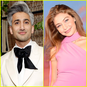 Tan France Reveals He's Relying on Gigi Hadid for Baby Advice!