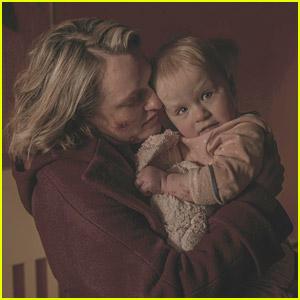 'The Handmaid's Tale' Creator & Elisabeth Moss Discuss June's Final Scene in Season 4 Finale