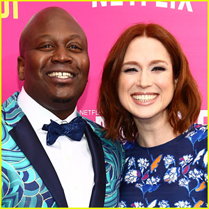 Unbreakable Kimmy Schmidt's Tituss Burgess Reacts to Ellie Kemper's Apology for Pageant Past