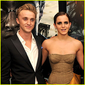 Tom Felton Has The Best Things To Say About Emma Watson In This New Interview