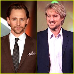 Tom Hiddleston & Owen Wilson Celebrate 'Loki' Premiere From London & LA!